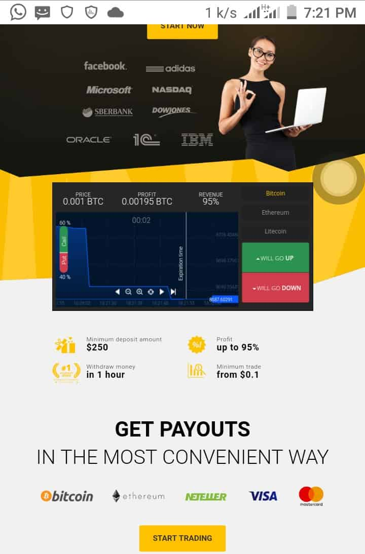Binary options estonia